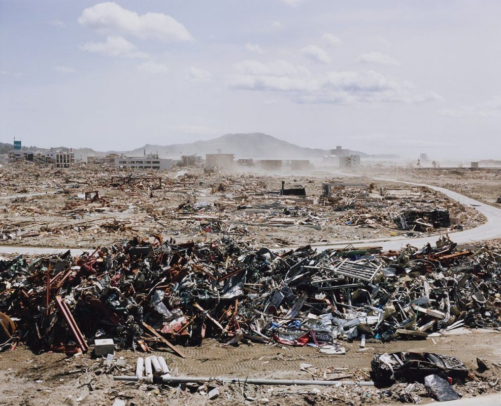 Excavating the Future City: Photographs by Naoya Hatakeyama