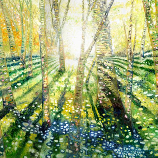 Oscar Oiwa Journey to the Light