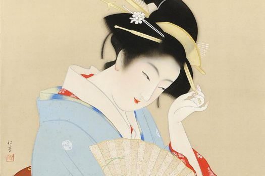 Special Exhibition Commemorating a Decade since the Yamatane Museum of Art Opened in Hiroo: <br/>Uemura Shōen and World of Bijinga, Paintings of Beautiful Women