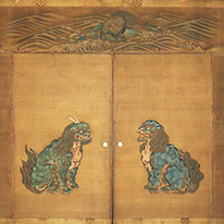 Feature Exhibition <br/>Paintings from the Kyoto Imperial Palace: The Shishinden