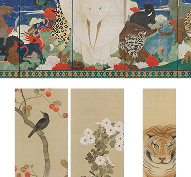 The Flower of Edo Paintings