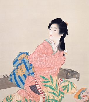 The 50th Anniversary of the Adachi Museum of Art <br/>Japanese Paintings of Love  <br/>Abounding Affection, Cherishing Soul